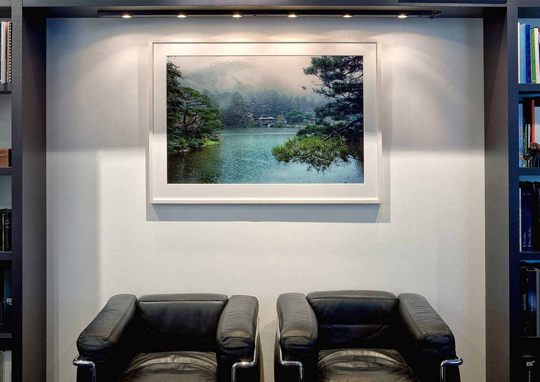 Kyoto cloud, 2010 - Artist: Pat York - 87 cm x 120 cm x 4 cm C-Print MONTBLANC CUTTING EDGE ART COLLECTION